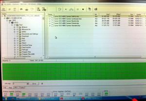 データ復旧msi NotebookPC MS-1759_ 2