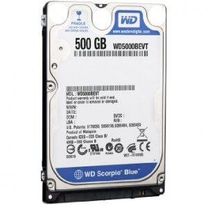wd5000bevt
